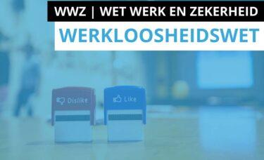 Składki WW (werkloosheidswet) w Holandii